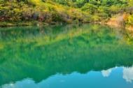 山水绿如蓝